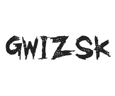 Font License for Gwizsk