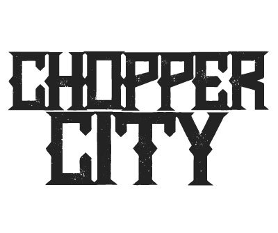 Font License for Chopper City