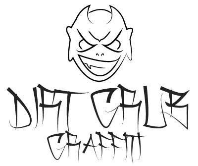 Font License for Dirt Grub Graffiti