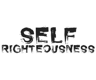 Font License for Self Righteousness