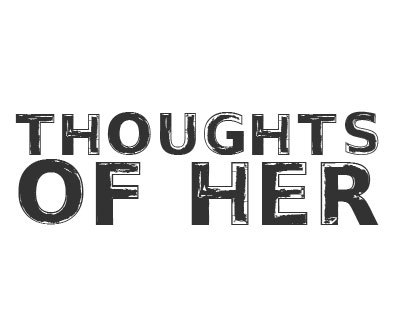 Font License for Thoughts of Her