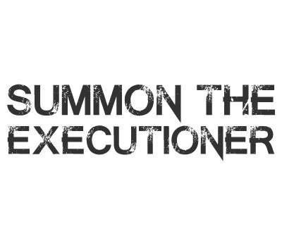 Font license for Summon the Executioner