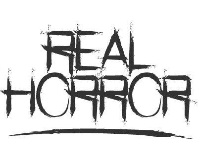 Font License for Real Horror