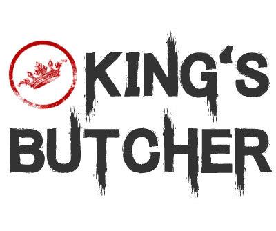 Font License for King's Butcher