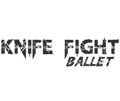 Font License for Knife Fight Ballet
