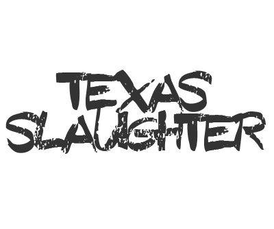 Font License for Texas Slaughter