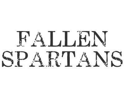 Font License for Fallen Spartans