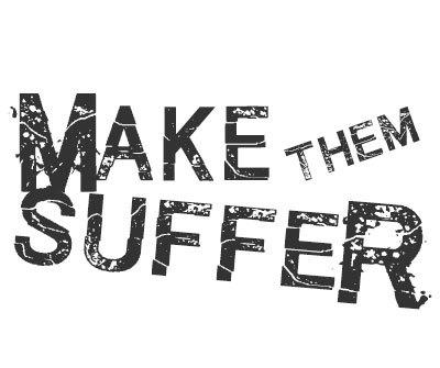 Font license for Make them suffeR