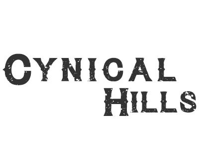 Font License for Cynical Hills