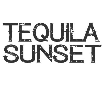 Font License for Tequila Sunset