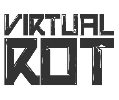 Font License for Virtual Rot