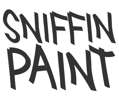 Font License for Sniffin Paint