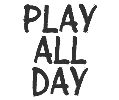 Font License for Play all Day