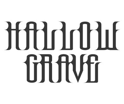 Font License for Hallow Grave
