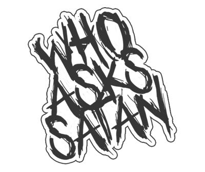 Font License for Who Asks Satan