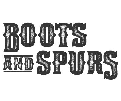 Font License for Boots & Spurs