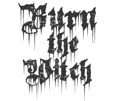 Font License for Burn the Witch