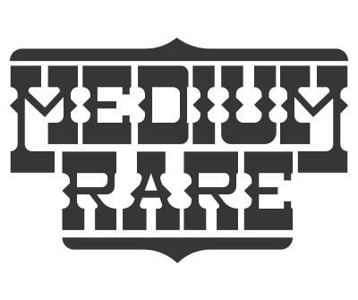 Font License for Medium Rare