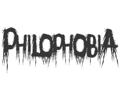Font License for Philophobia