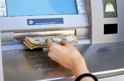 سحب البنوك الالكترونية