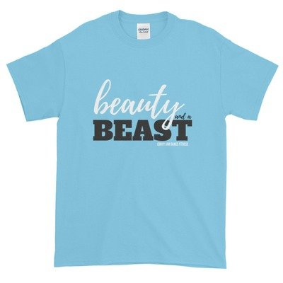 beauty and a BEAST Short-Sleeve T-Shirt