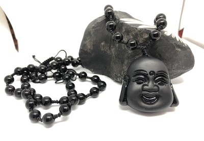 Healing Onyx Buddha