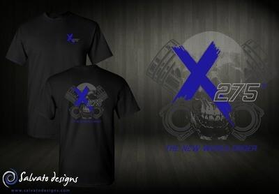 X275 Piston & Rod Design