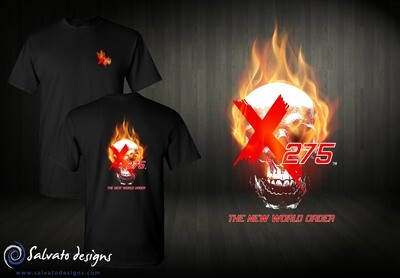 X275 Real Fire Design