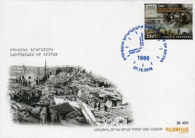 Армения. 30-летие землетрясения в Спитаке. КПД