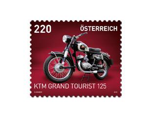 Австрия. Мотоцикл