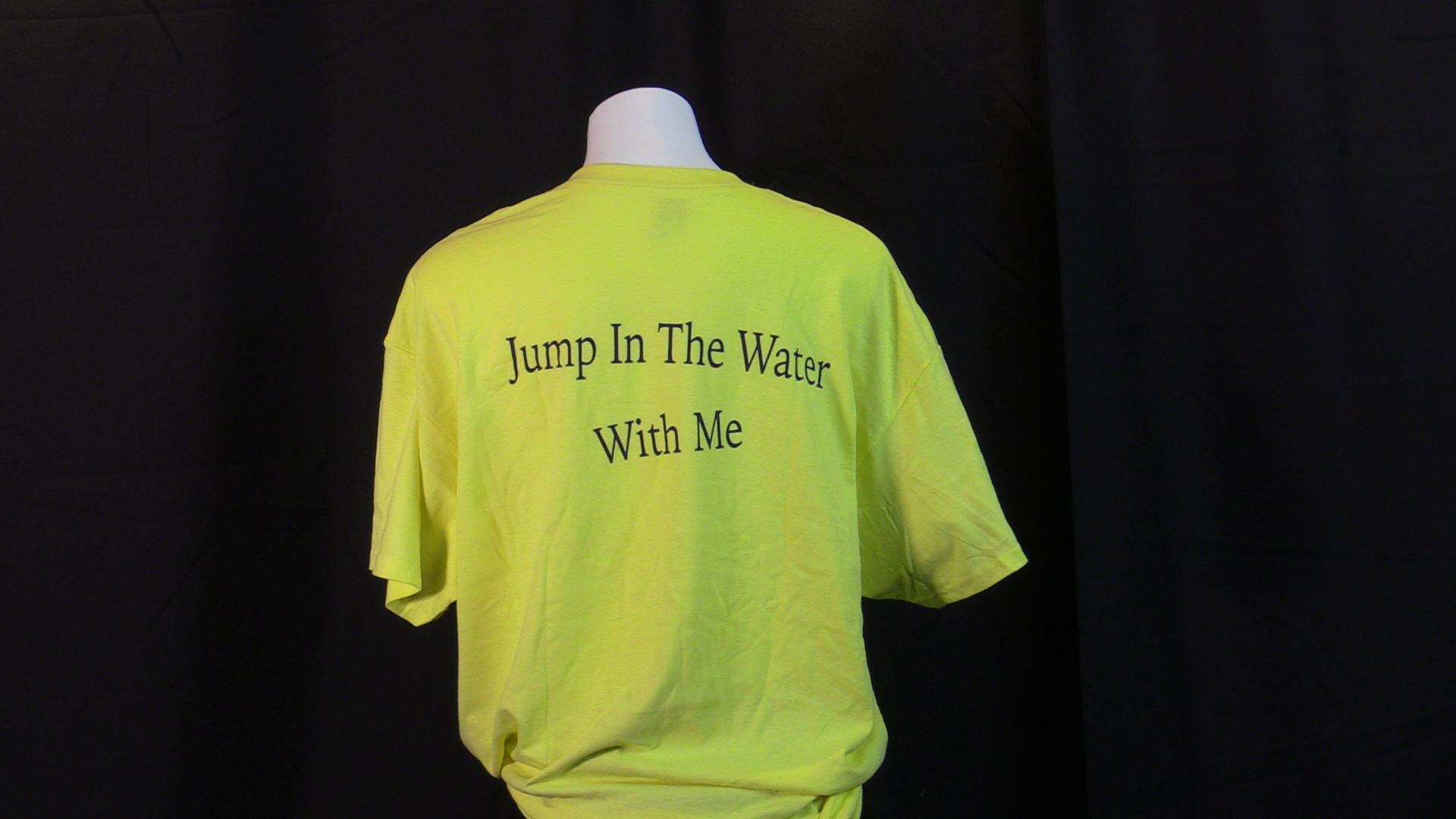 Cabana Dogs Jump T Shirt 3 colors