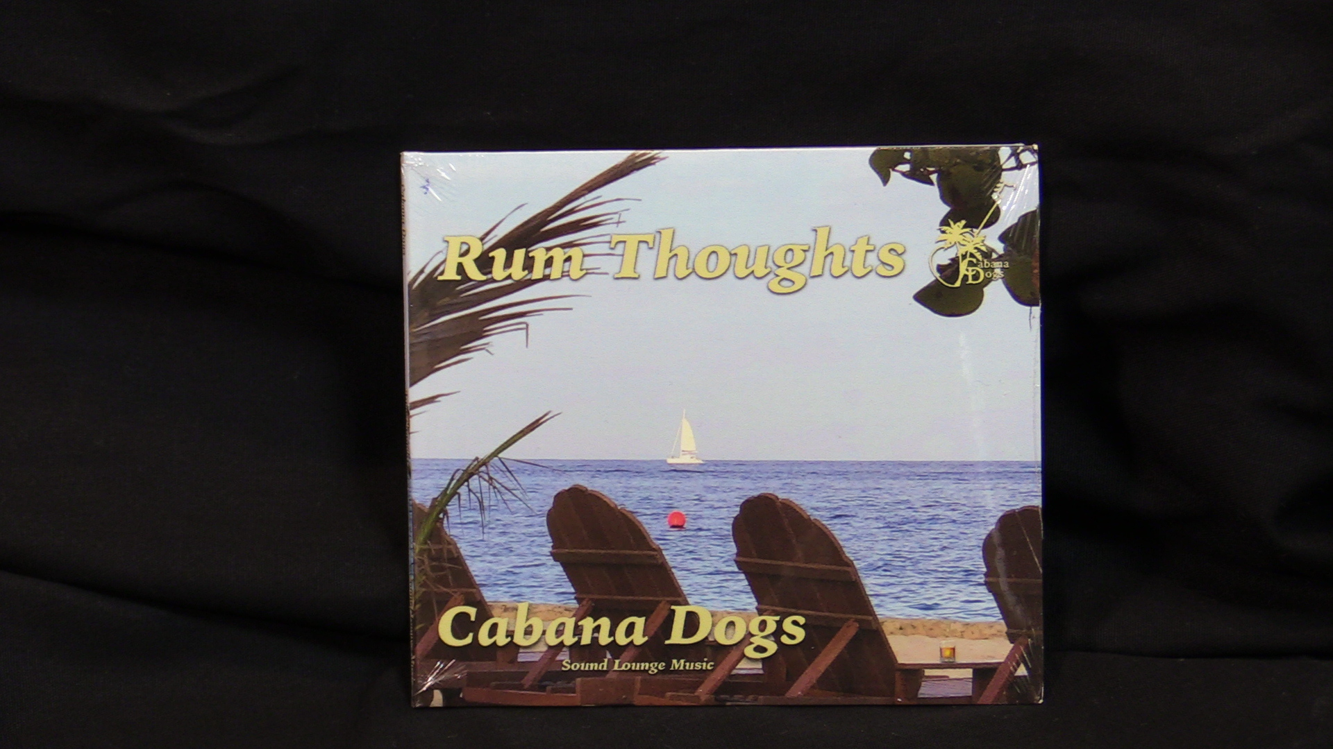 Cabana Dogs Rum Thoughts CD 00002