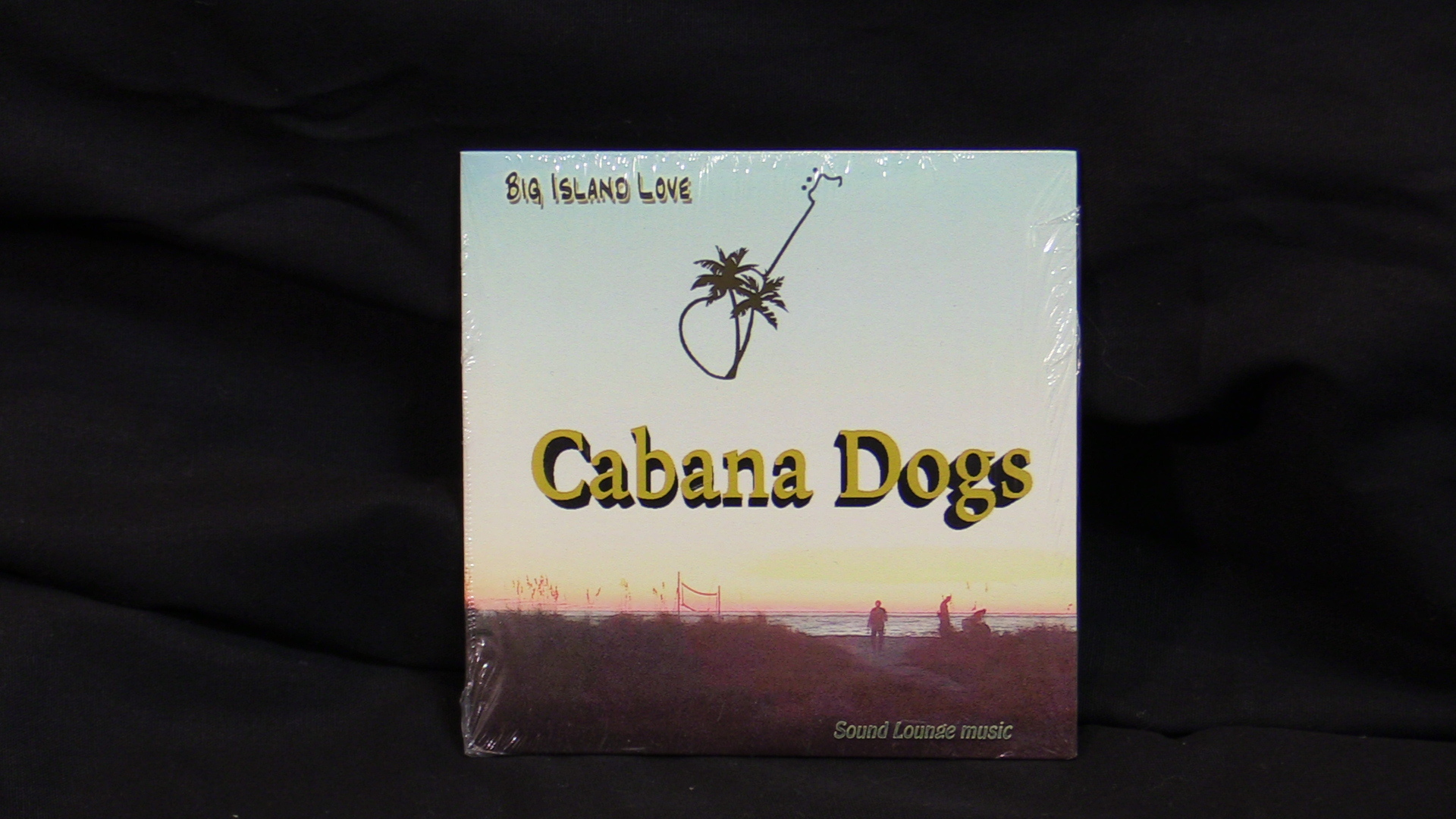 Cabana Dogs Big Island Love CD 00003