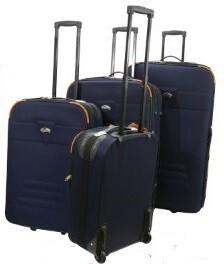 4 PC Luggage set size 32