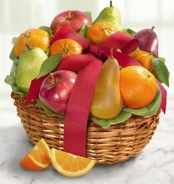 Healthy Social Distance Gifts Baskets
