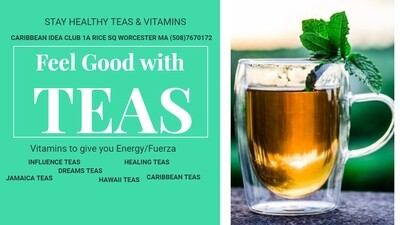Vitamins For Energy/ Fuerza Kit #1