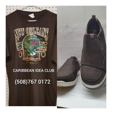 Shoes & T-shirt