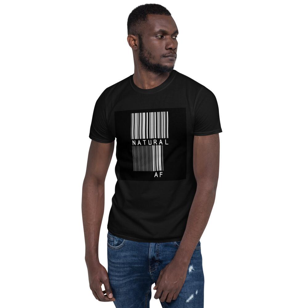 Short-Sleeve Unisex T-Shirt-bar code
