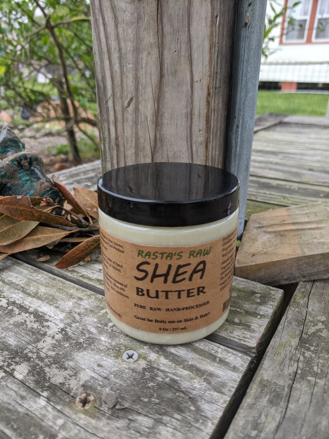 Rasta's Raw Shea Butter