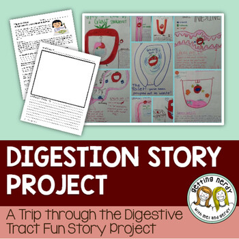 Digestive System - Digestion Story Project
