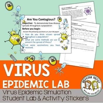 Virus Lab - Epidemic Simulation