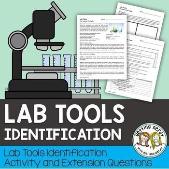 Lab Tools Introduction Activity - Scientific Method