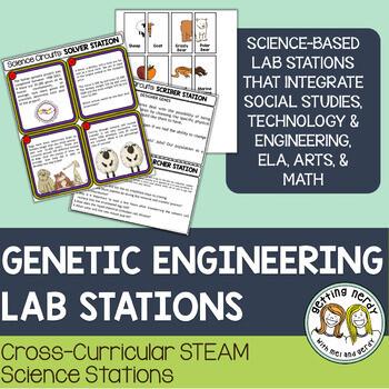 Genetic Engineering - Genetics - Science Centers / Lab Stations
