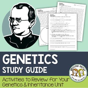 Genetics Study Guide