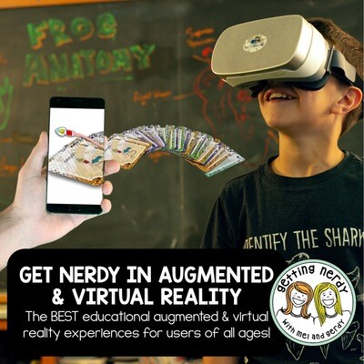 Get Nerdy in Augmented and Virtual Reality
