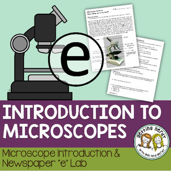 Introduction to Microscopes E Lab