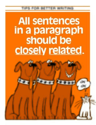 Sentences in Paragraph