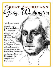 George Washington - Persistence