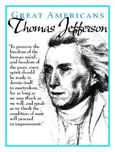 Thomas Jefferson - Freedom of Thought & Speech