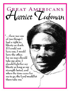 Harriet Tubman - The Fight for Liberty